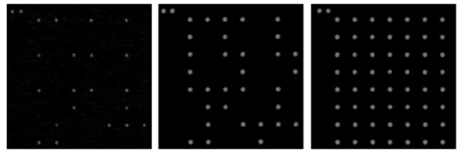 printers tracking dots
