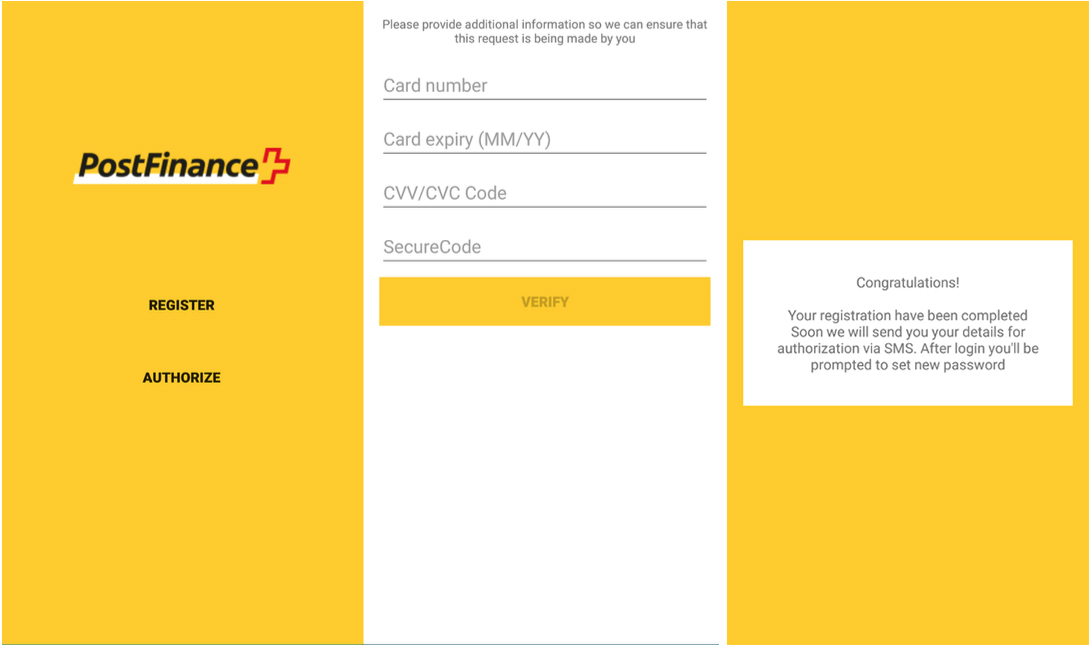 bogus finance apps