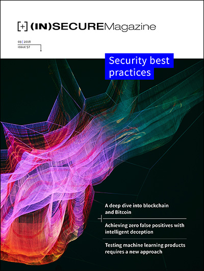 (IN)SECURE Magazine issue 57