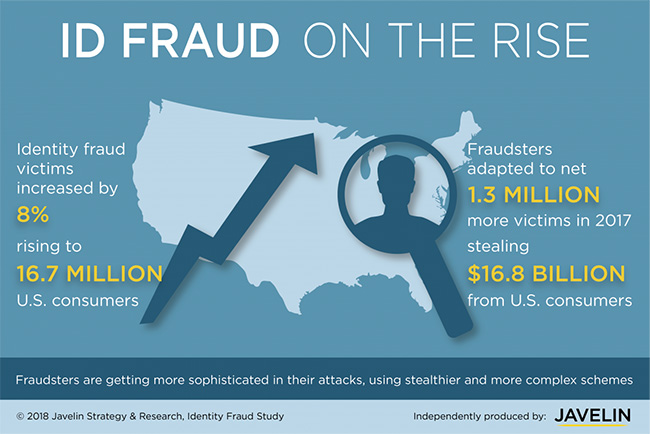 identity fraud complexity
