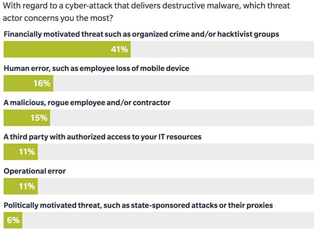 global cyber risk perception