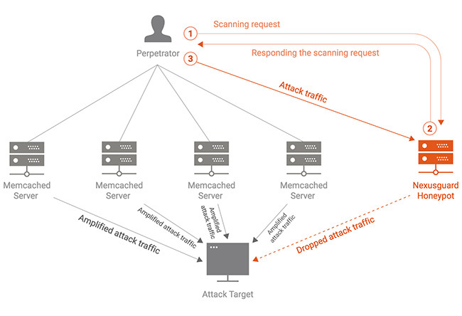 DNS amplification attacks q1 2018