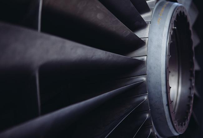 aerospace defense blockchain