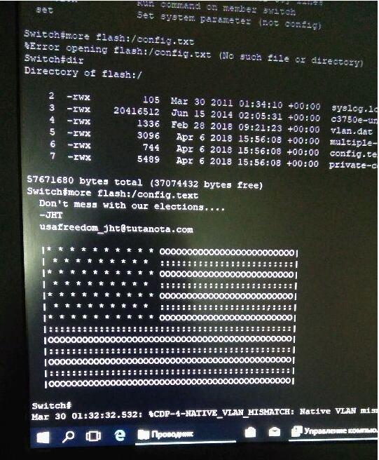 attack Cisco switches CVE-2018-0171