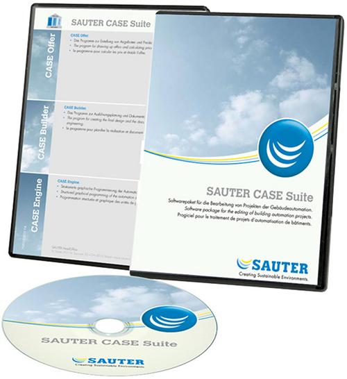 vulnerability Sauter CASE Suite