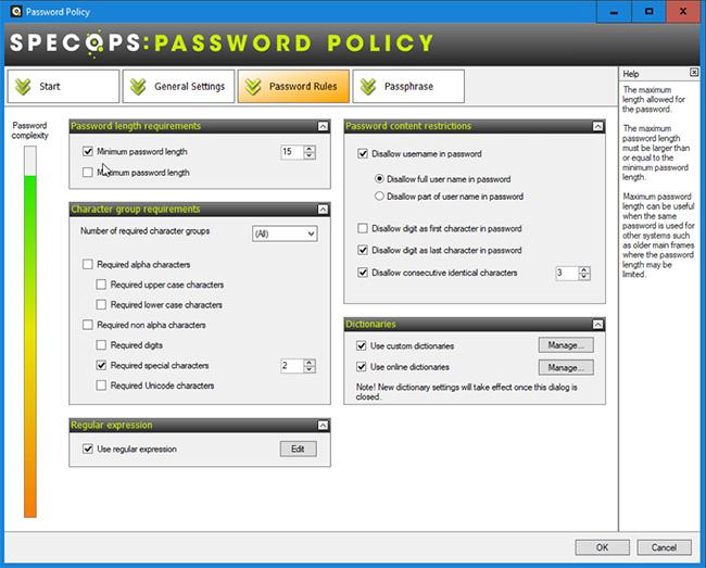 blocking compromised passwords