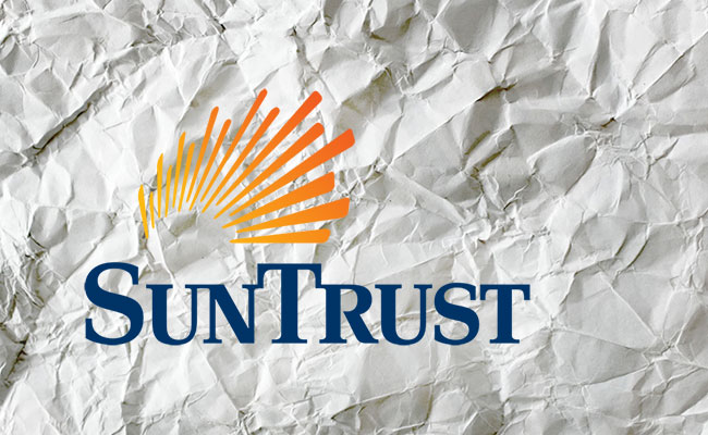 SunTrust stolen data