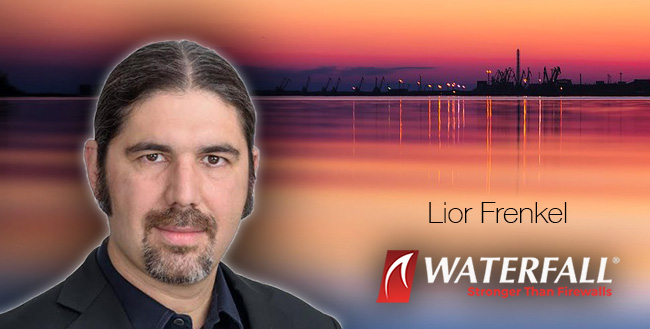 Lior Frenkel Waterfall Security Solutions