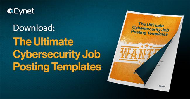 Cybersecurity Job Posting Templates