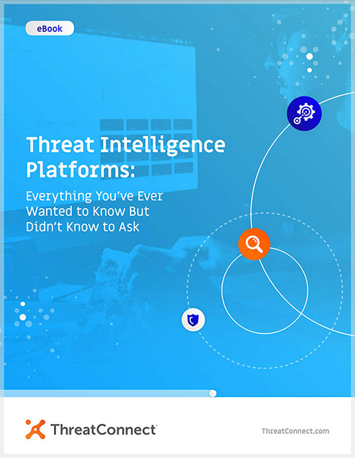 ebook threat intelligence platforms