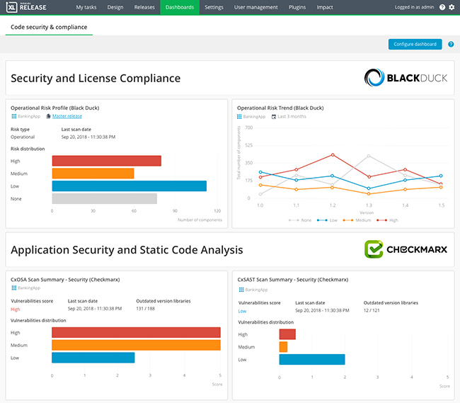 New infosec products of the week January