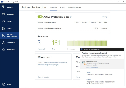 infosec products august 2019
