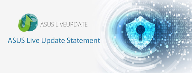 ASUS fixes Live Update