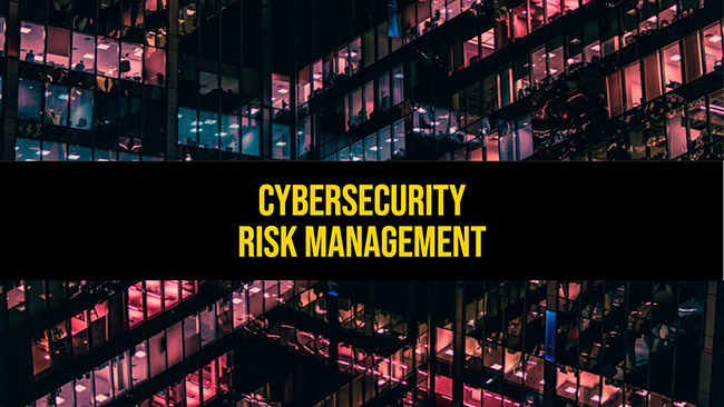 cybersecurity risk management efforts