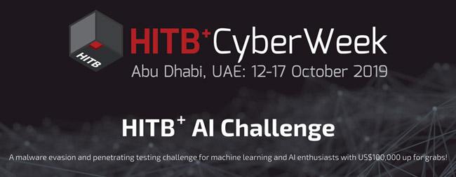 HITB CyberWeek AI Challenge