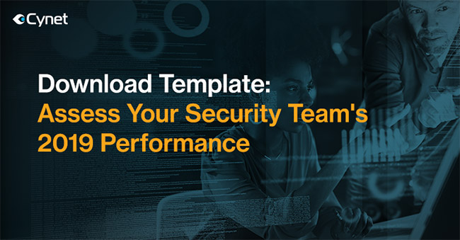 template assess security team