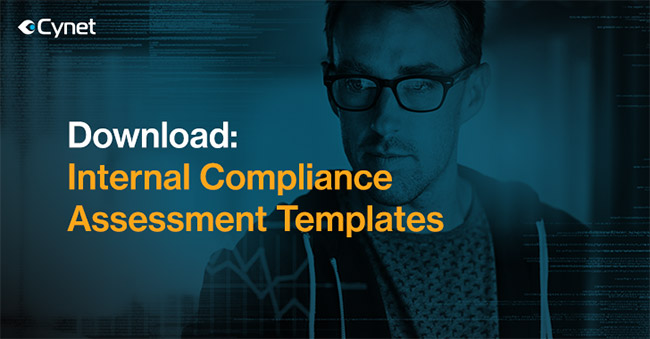 internal compliance assessment templates