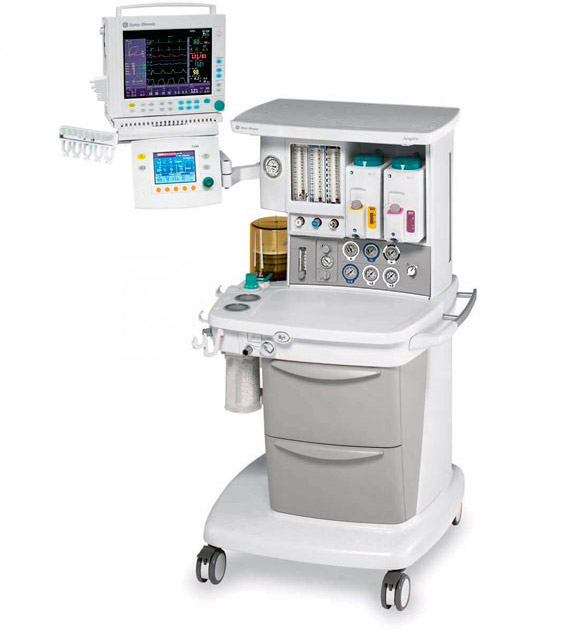 vulnerable GE anesthesia machines