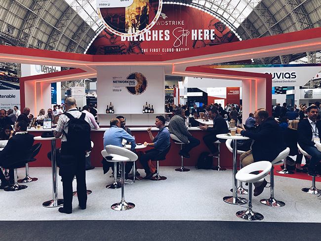 Photos Infosecurity Europe 2019