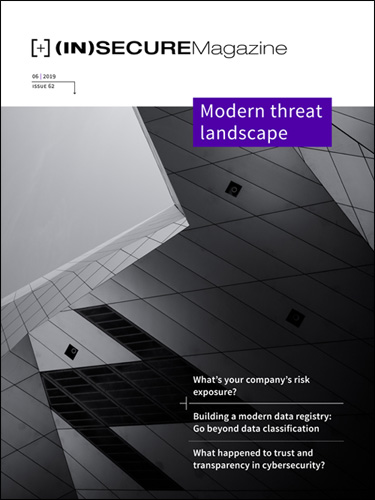(IN)SECURE Magazine issue 62