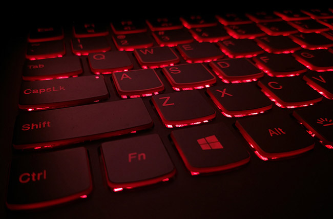 user keystroke impersonation attack
