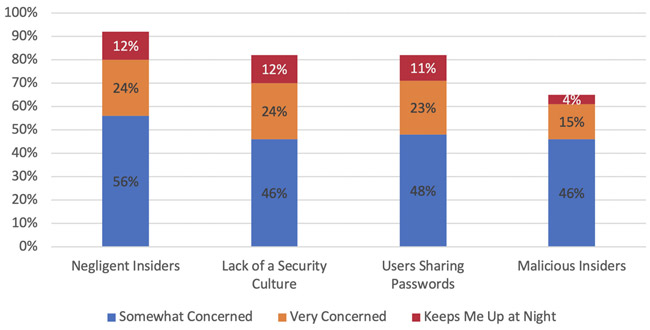 users primary security concern