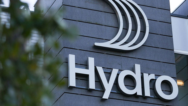 Norsk Hydro attack