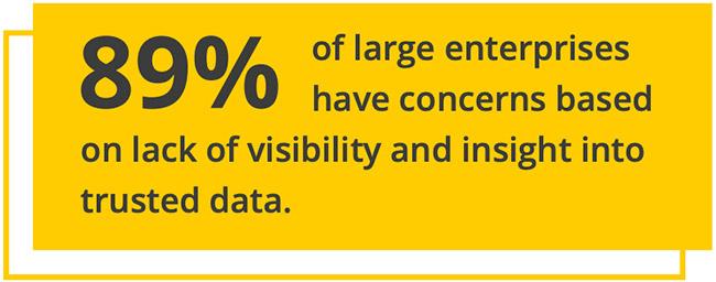 enterprise visibility concerns