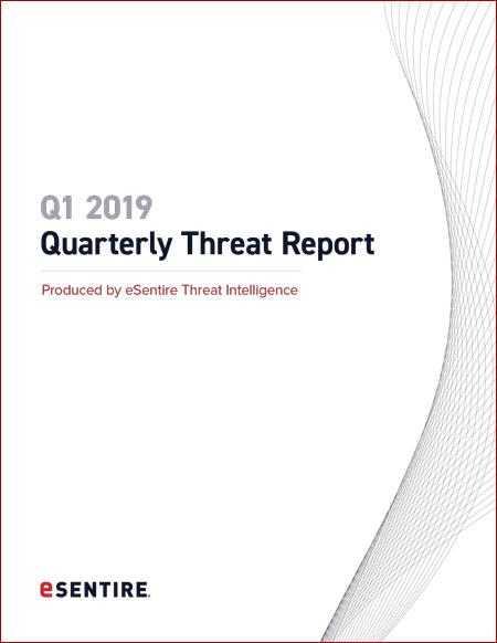 eSentire Q1 2019 Quarterly Threat Report