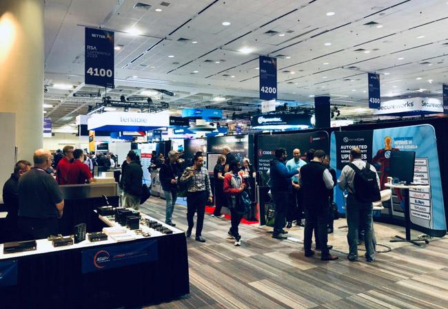 rsac 2019 expo photos