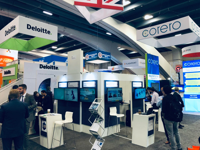 rsac 2019 expo photos