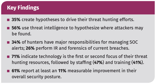 threat hunter role