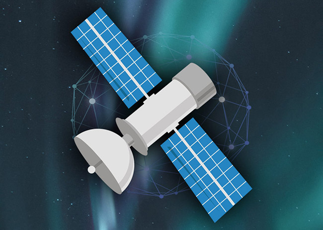 satellite IoT connections