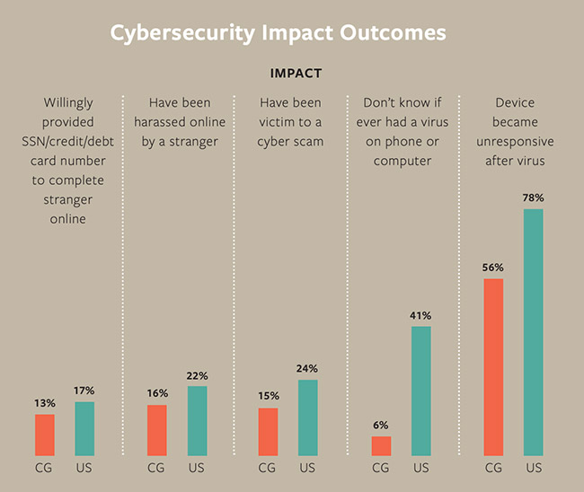 underserved populations cybersecurity risks