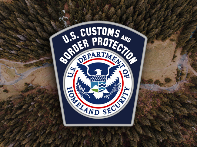 US border agency contractor breached