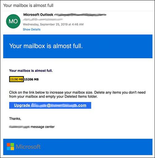 Office 365 phishing techniques evolve