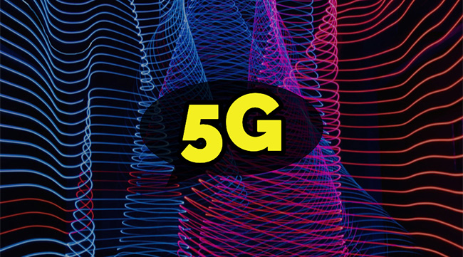number of 5G connections