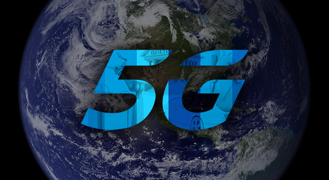 5G commercial networks