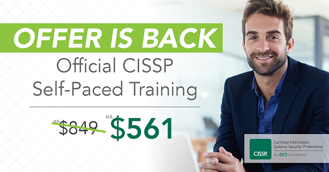 discounted CISSP exam prep