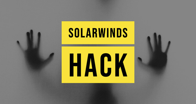 SolarWinds hackers