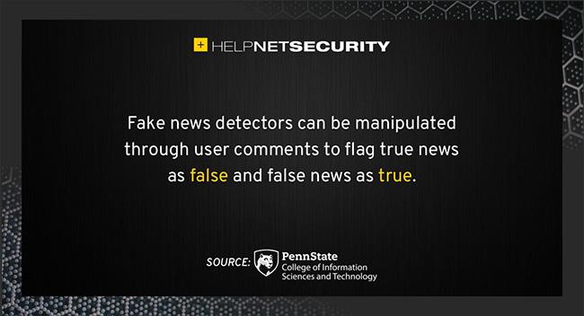 fake news detectors