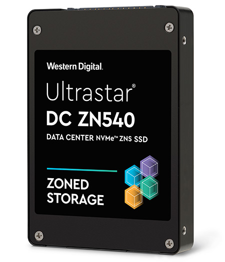 Western Digital NVMe SSDs