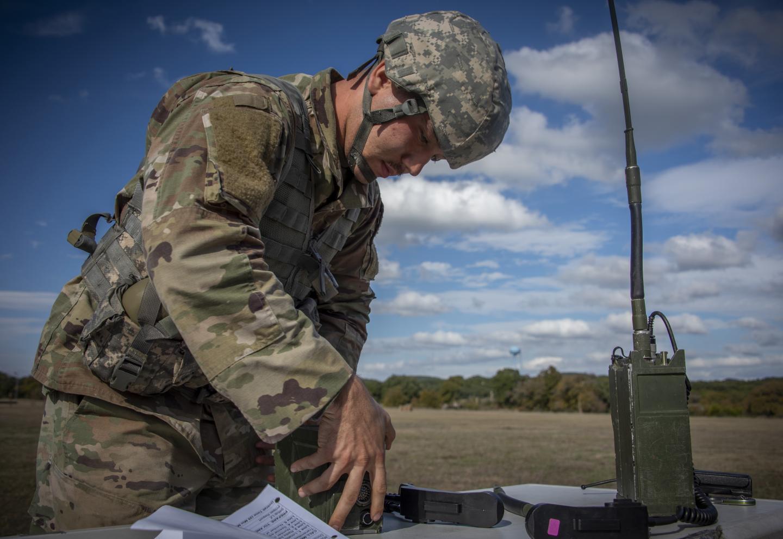 Army wireless devices