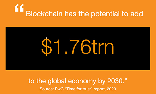 blockchain impact