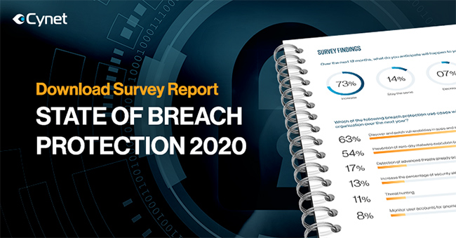 State of Breach Protection 2020 survey