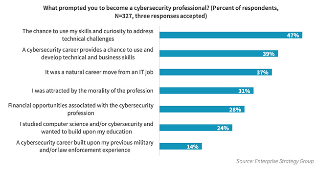 cybersecurity profession crisis