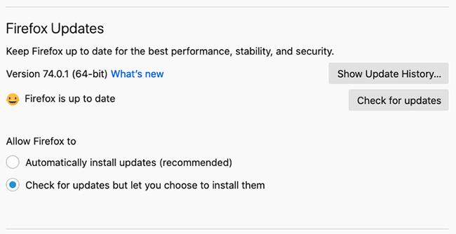 Firefox vulnerabilities exploited