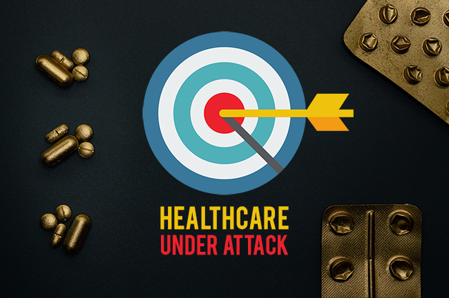 healthcare cyber attackers