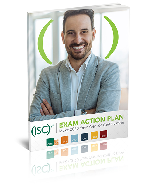 isc2 exam action plan