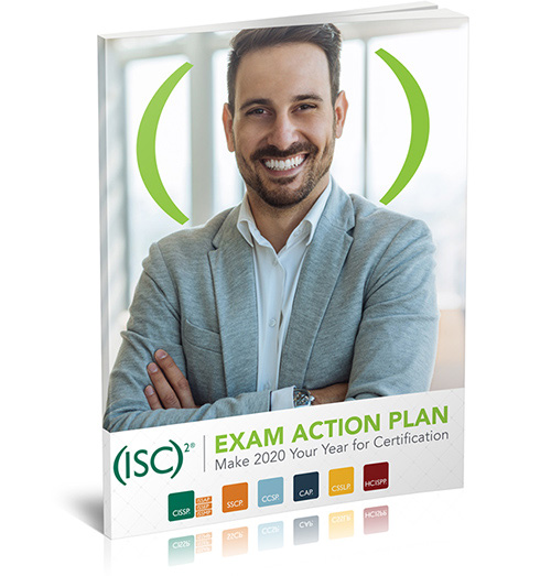 (ISC)² Exam Action Plan